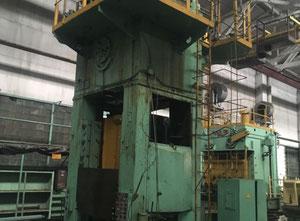 Trimming Press Voronezh Model K 2538 (Capacity 630 tons, Year 1983)
