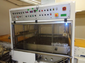 Machine de production de chocolat Metra 1000mm