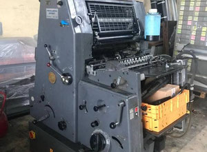 Heidelberg GTO 46 NP Offset one colour