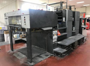 Heidelberg SM 102-2P Offset two colours
