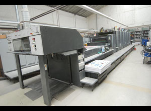 Offset seis colores Heidelberg CD 102-6 LX