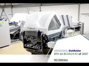 Plieuse Heidelberg Stahl RFH-66 BCUH/4 KZR