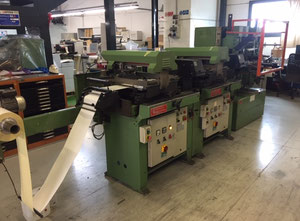 Used Berra SERISIMPLEX Label printing machine