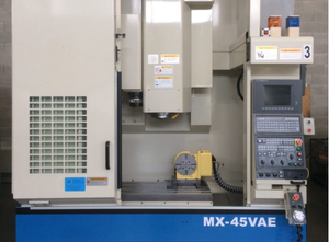 Used OKUMA MX 45VAE Machining center - vertical