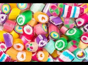 """Ligne de production complète pour """"Rock candy"""" sweet"""