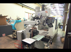 XYZ SMX2000 cnc vertical milling machine