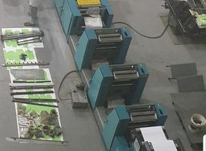 Rotatek RK 200 Web continuous printing press