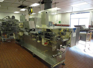 Hassia THL 28/22 Molkerei - Butterherstellung-, Butterverpackung- und Butterportioniermaschine