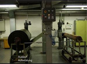Textilní stroj Stork Line for application.