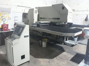 Durma PP7 1250 x 30 CNC punching machine