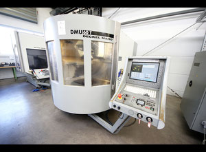 Deckel Maho DMU 60 T high speed machining center