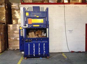 Compacteur de déchets Strautmann Umwelttechnik PP1208 - 600