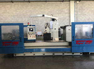 Used TIGER TFA5 cnc vertical milling machine