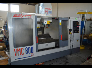 Bridgeport VMC 800 Machining center - horizontal
