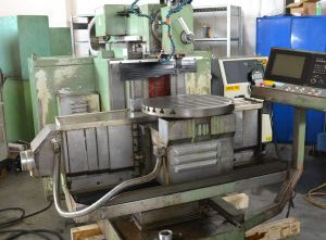 TOS Fng 40 cnc vertical milling machine