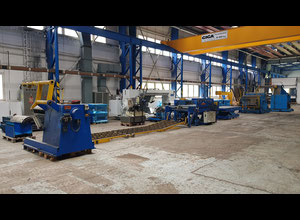 Jorns PMS 12 Slitting line