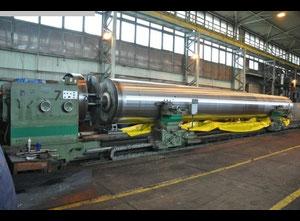 Poreba TCG 160 V 18m heavy duty lathe