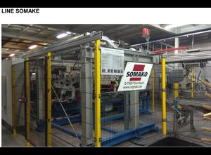Somako SOMAKO Sheet metal machine