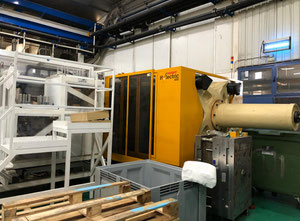 Husky HYLECTRIC H600 RS80/70 Injection moulding machine (all electric)
