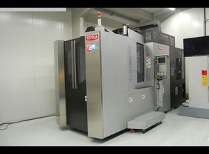 Toyoda Lineam III high speed machining center