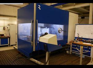 DMG DMU125 P Machining center - vertical