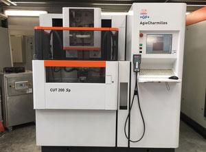Elettroerosione a filo +Gf+ Agiecharmilles CUT 200SP