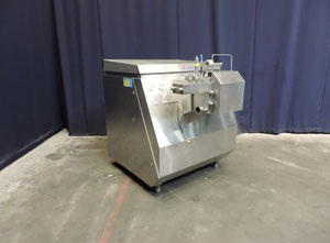 Used APV Gaulin G37-3,6P Liquid mixer