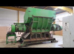 Untha XR 2000 S Recycling machine