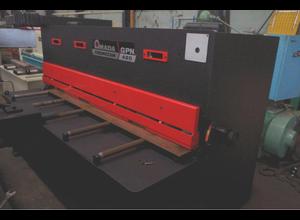 Nożyce gilotynowe hydrauliczne AMADA GPN420