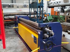 Silindir büküm makinası OZBORN MRM S 2050¾