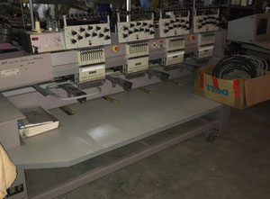 ZSK J 04 11 400 Embroidery machine