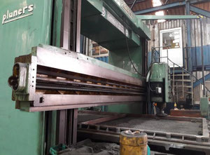 PLANERS Double Column Plano-miller - 3650 mm between columns