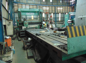 Loudon Double Column Plano-miller - 10,000 mm working length