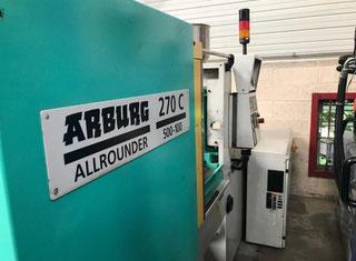 Arburg 270 C 1000-290 P90624017