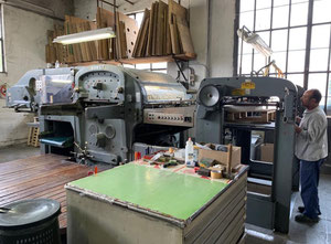 Used BOBST SP 1260 - E Die-cutter