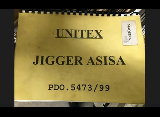 Asisa Jigger 2800mm P90624072