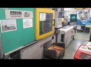 Arburg Allrounder 420 C 2000-35 Spritzgießmaschine