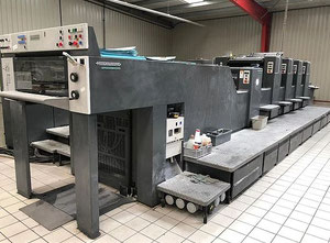 Heidelberg SM 74 4 H LX Offset four colours