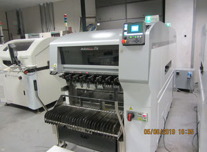 Used Fuji AIMEX IIS Pick-and-place machine