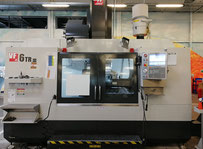 Haas VF6TR310 Machining center - 5 axis