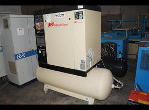 Compresor de tornillo lubricante Ingersoll Rand R11M-VSD