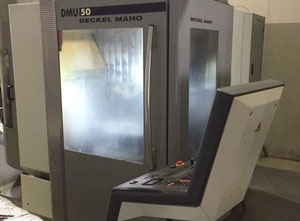 Deckel Maho DMU 50 Machining center - 5 axis