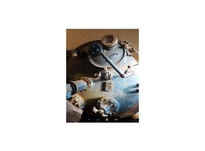 Serbatoio smaltato DE DIETRICH tipo RFD-8126 litri