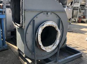 ABB 37 кВт, 1500 об / мин Центробежный вентилятор