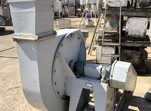 Fläkt Radialventilator 15 kW