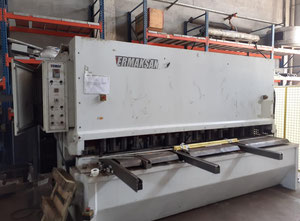 Ermak HGD 3100 x 16 CNC Schere