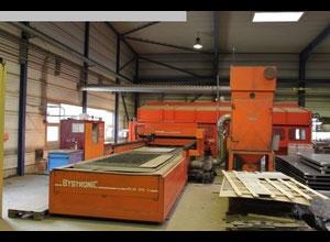 Bystronic Bylas 3015 laser cutting machine