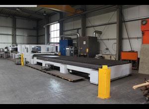 Bystronic Bystar L 4025-8 laser cutting machine