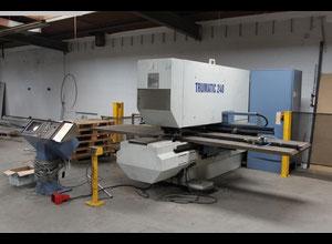 Trumpf Trumatic 240 CNC punching machine