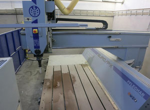 Bermec Euro-PX CNC Wood milling machine